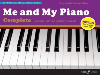 Me And My Piano Complete Very First Lessons (Waterman & Harewood)