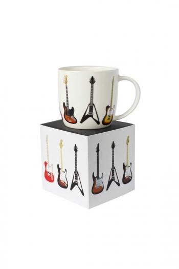 Mug Electric Guitar Kit Boxed