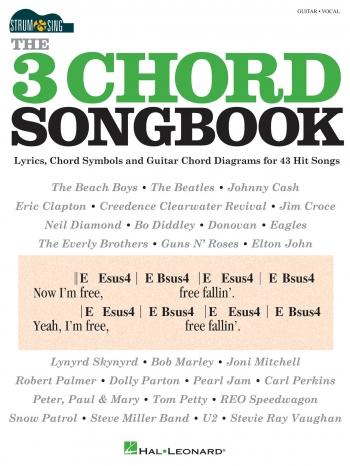 3 Chord Songbook: Guitar