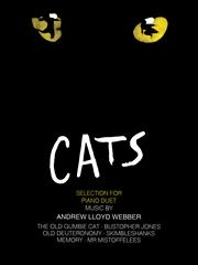 Cats Selection For Piano Duet