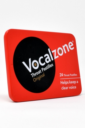 Vocalzone Original Pocket Tin