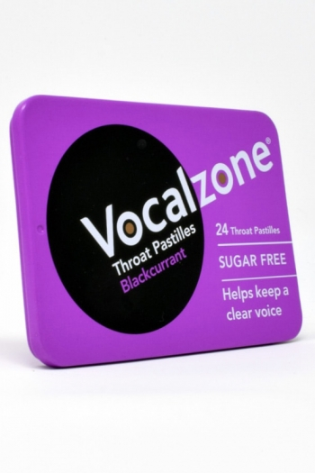 Vocalzone Blackcurrant Pocket Tin