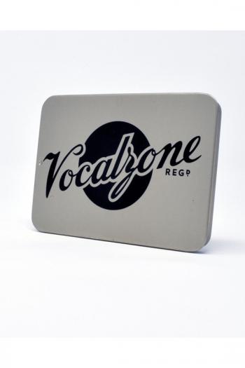 Vocalzone Heritage Logo Pocket Tin Only