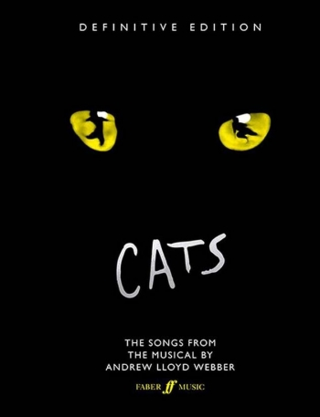 Cats Definitive Edition Piano/Voice/Guitar (lloyd Webber)