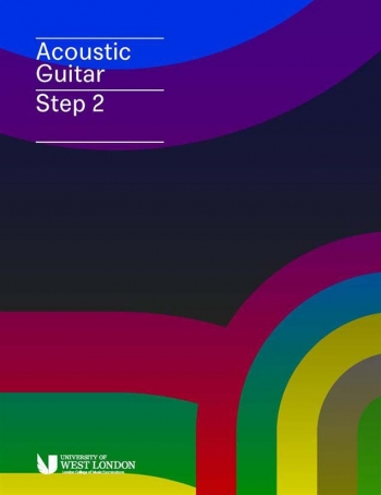 London College Of Music (LCM) Acoustic Guitar Handbook From 2020 Step 2 (RGT)