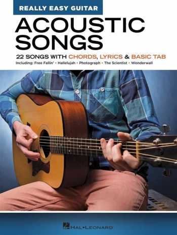 Really Easy Guitar Series: Acoustic Songs