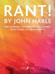 Rant: Clarinet Or Soprano Sax & Piano