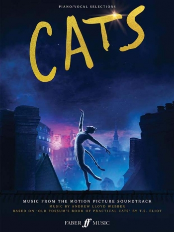 Cats: Music From The Motion Picture Soundtrack: Piano/Vocal Selections: Piano Vocal Guitar