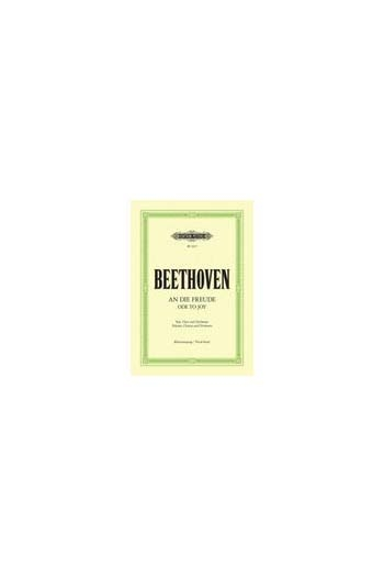 Sticky Notes - Beethoven Ode To Joy
