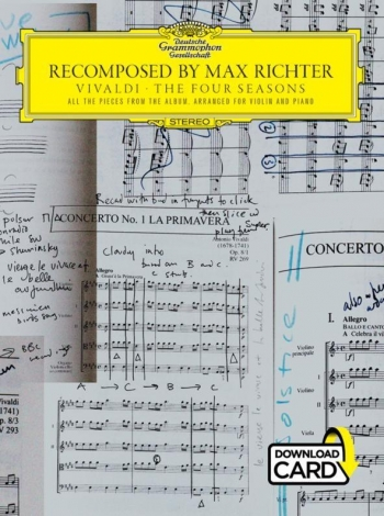 Four Seasons Violin & Piano: Recomposed By Max Richter