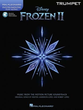 Frozen II - Instrumental Play-Along Trumpet (Book/Online Audio)