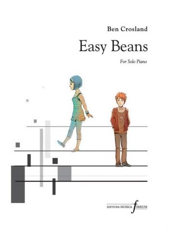 Easy Beans! Piano Solo (Crossland)