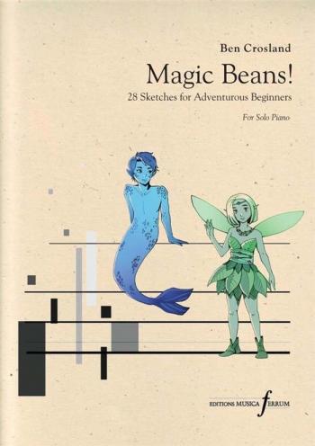 Magic Beans! Piano Solo (Crossland)