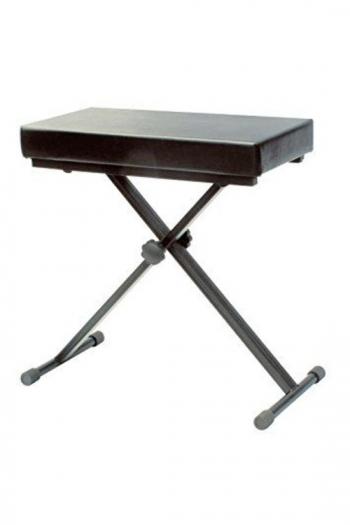 TGI Heavy Duty Adjustable Keyboard Bench