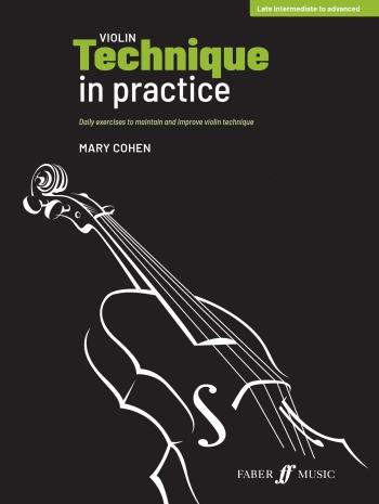 Violin Technique In Practice  (cohen)