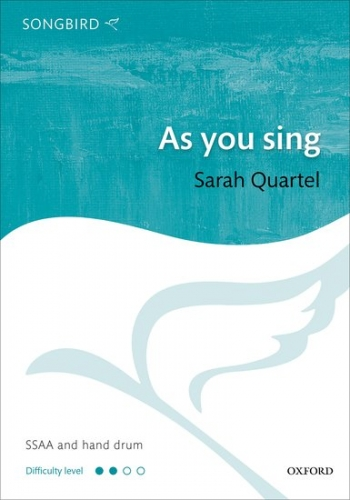As You Sing: SSAA & Hand Drum