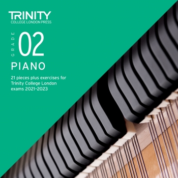 Trinity College London Piano Exam Pieces & Exercises 2018-2020 Grade 2 (CD Only)