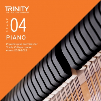 Trinity College London Piano Exam Pieces & Exercises 2018-2020 Grade 4 (CD Only)