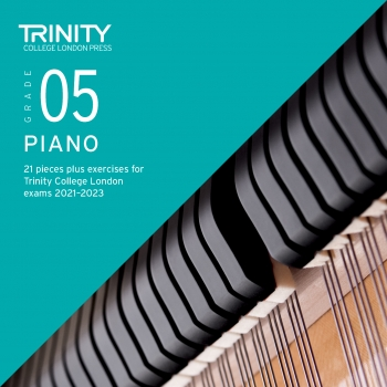 Trinity College London Piano Exam Pieces & Exercises 2018-2020 Grade 5 (CD Only)