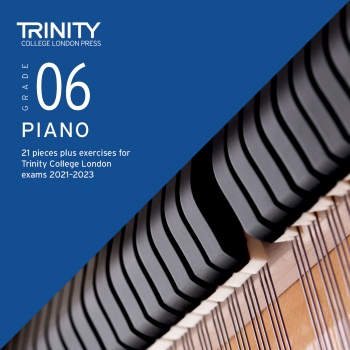 Trinity College London Piano Exam Pieces & Exercises 2018-2020 Grade 6 (CD Only)
