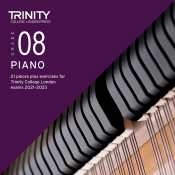 Trinity College London Piano Exam Pieces & Exercises 2018-2020 Grade 8 (CD Only)