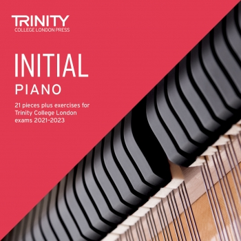 Trinity Piano Exam Pieces & Exercises 2021-2023 Initial (CD Only)