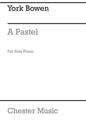 A Pastel: Piano Solo (Chester)