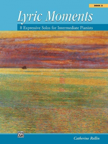 Lyric Moments: Book 2: Piano Solo (Alfred)