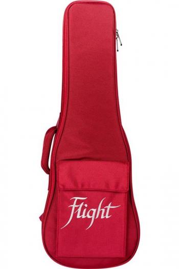 Flight Tenor Gig Bag - Wine Red 15mm
