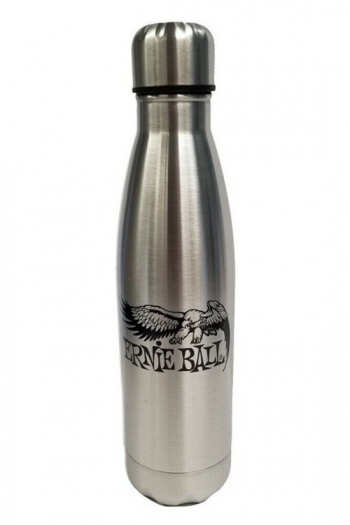 Ernie Ball Water Bottle Steel Finish