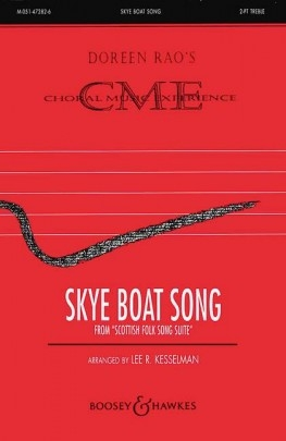 Skye Boat Song: Vocal 2-part Treble Voices And Piano