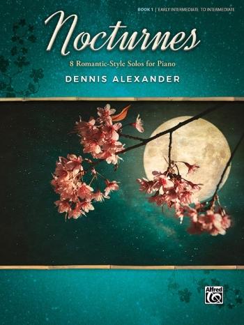 Nocturnes Book 1 Piano (Alexander)