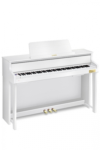 Casio Grand Hybrid Piano GP-310WE - White