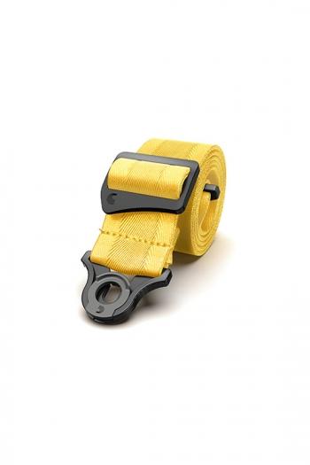 D'Addario Auto Lock Guitar Strap - Mellow Yellow