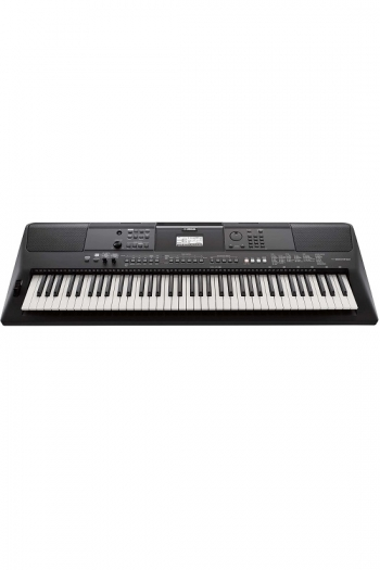 Yamaha PSR-EW410 Black Portable Digital Keyboard