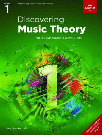 ABRSM Discovering Music Theory: Grade 1 Workbook