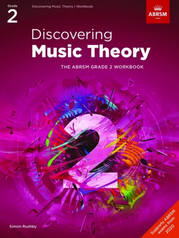 ABRSM Discovering Music Theory: Grade 2 Workbook