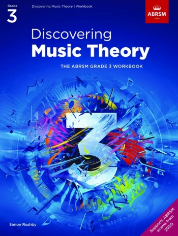 ABRSM Discovering Music Theory: Grade 3 Workbook