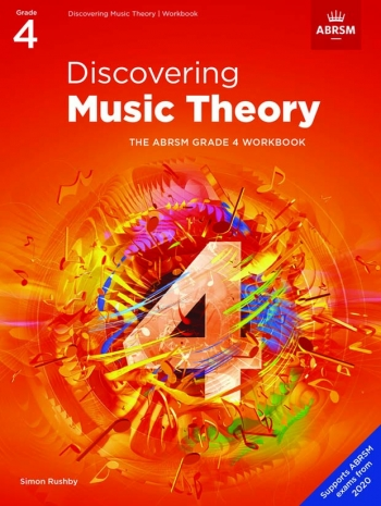 ABRSM Discovering Music Theory: Grade 4 Workbook