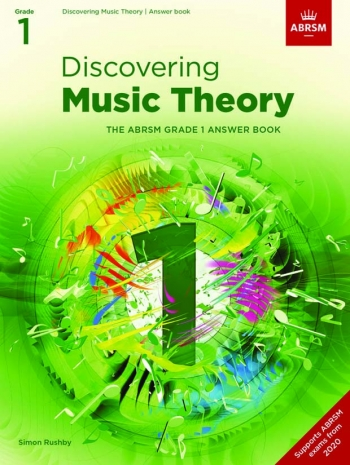 ABRSM Discovering Music Theory: Grade 1 Answer Book