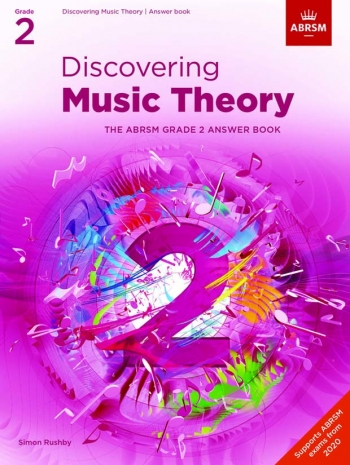 ABRSM Discovering Music Theory: Grade 2 Answer Book
