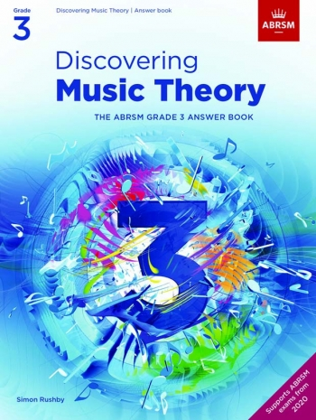 ABRSM Discovering Music Theory: Grade 3 Answer Book
