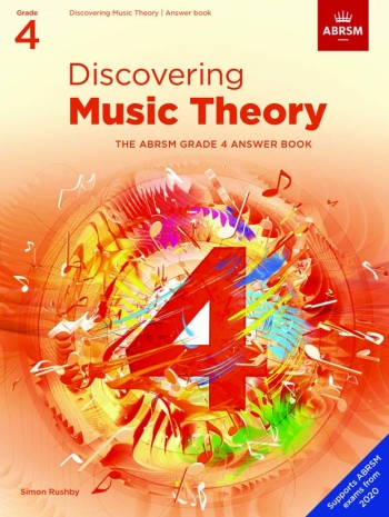 ABRSM Discovering Music Theory: Grade 4 Answer Book