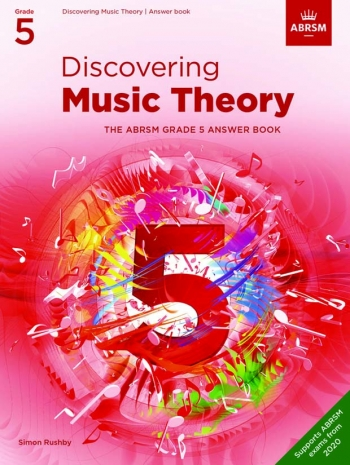 ABRSM Discovering Music Theory: Grade 5 Answer Book