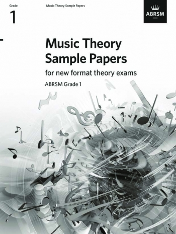 ABRSM Music Theory Sample Papers: Grade 1 (2020)
