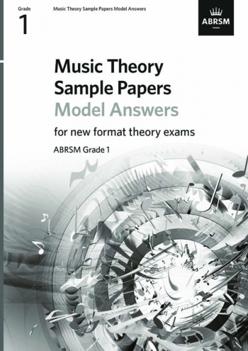 Theory Sample Papers Model Answers: Grade 1 (2020)