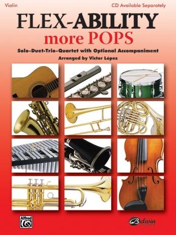 Flexability More Pops: Violin (lopez)