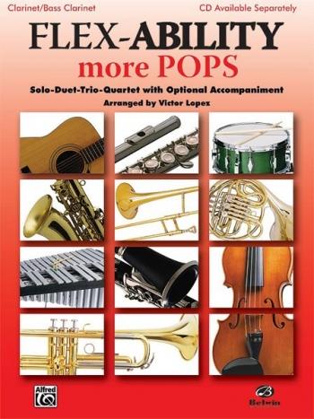 Flexability More Pops: Clarinet (lopez)