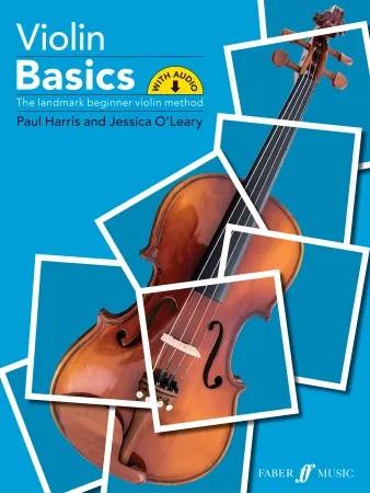Violin Basics Pupil's Book: Book & Download