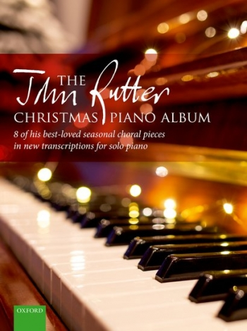 The John Rutter Christmas Piano Album